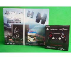 Sony PlayStation (PS4) with free Game bundle