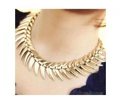 Necklace Artificial Gold Very Beautiful For Sale with Home Delivery