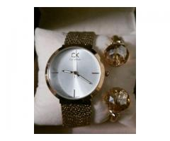 CK Combo Watch With Bracelet High Quality For Sale with Home Delivery