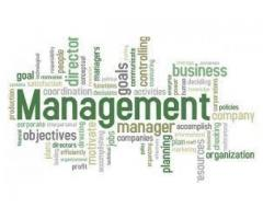Management And Marketing Staff Required For Organization Rawalpindi
