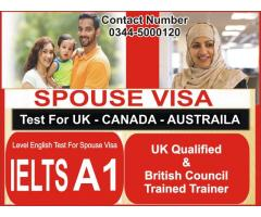 IELTS A1 Life Skills Test with 5 Star Institute G10 Markaz, Islamabad