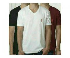 Special Offer For Gents Pack Of 3 Levii's T-shirts for Sale Cash On Delivery