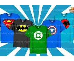Eid Offer Pack Of 5 Graphic T-shirts Size Available For Sale Cash On Delivery