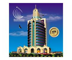 Burj Al Gwadar Apartments Offices And Shops On Easy Installments