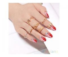 Artificial Gold Ring Set For Sale Home Delivery Available In Pakistan