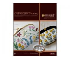 Wilcom Embroidery  Special classes at institute and at your door steps