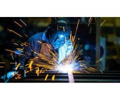 Expert Welder Staff Required For our New Project Gujranwala
