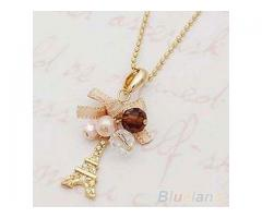 Beautiful Necklace With Discount Offer For Girls Home Delivery Available