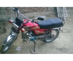 Unique Bike Model 2012 Like Honda Cd Good Petrol Average For Sale In Mardan