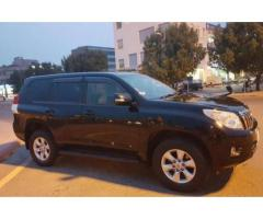 Toyota Prado Black Color 2010 Model In Excellent Condition For Sale In Lahore