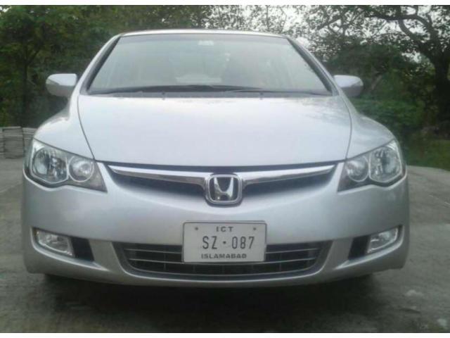 Honda Civic Automatic Transmission Model 2011 Urgent Sale In