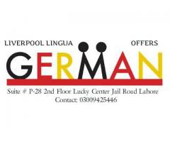 Learn French Language , German language in Liverpool Lingua Lahore