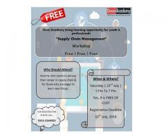 Supply Chain Management – 23rd Jul,16 FREE Workshop
