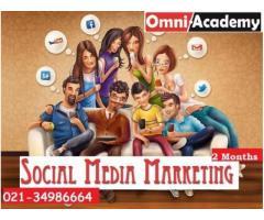 Social Media Marketing & SMM Training Get International Certificate Karachi